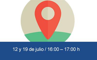 Taller TIC online: Haz más visible tu negocio y atrae clientes con Google My Business y Google Maps